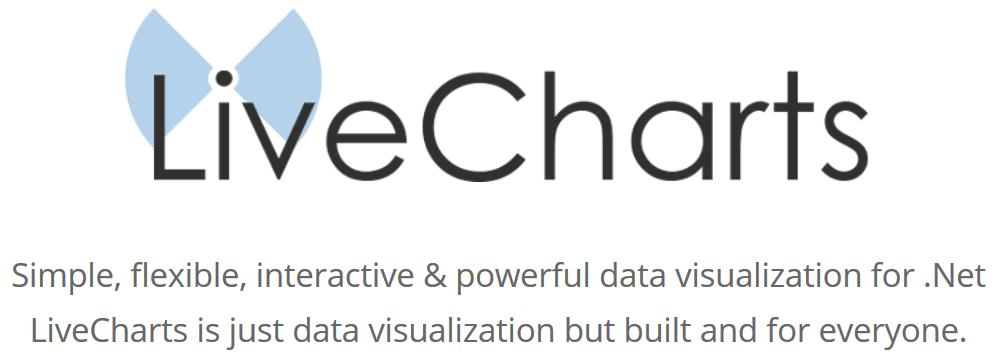 LiveCHarts .NET