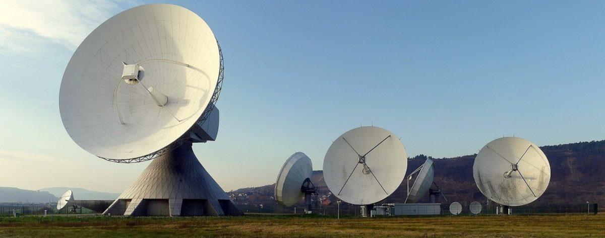 Anteny radarowe